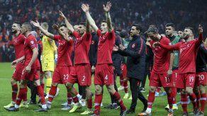Francia y Turquía se clasifican a la Euro 2020
