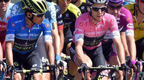 El líder Yates saca más ventaja en el Giro