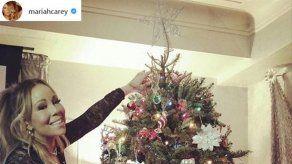 Mariah Carey alquila renos reales cada año para ofrecer a sus hijos una navidades mágicas