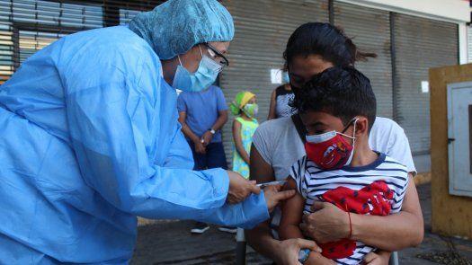 Minsa indicó que han sido pocos los padres de familia en Panamá que se han acercado a cumplir con el esquema completo, en especial con las vacunas priorizadas para los niños menores de 5 años, y de estos los menores de 1 año.