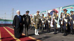 Presidente iraní defiende viaje de ministro al G7