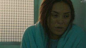 Enfermeras 2: La hermana de Gloria se queda asustada al verla