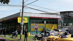 Seguridad y linces frustran asalto de supermercado en Campo Lindbergh