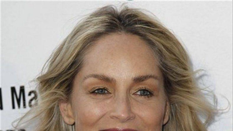 Sharon Stone en una comedia musical para la ONG de Gorbachov