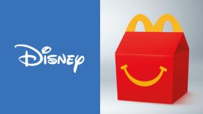 Anuncian alianza promocional con Disney para la Cajita Feliz en América Latina