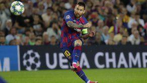 Messi enfrenta a Cristiano pero no a Neymar por Balón de Oro
