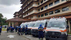 La CSS distribuye 36 nuevas ambulancias a las diferentes policlínicas del país