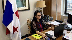 Markova Concepción, embajadora de Panamá ante la ONU.