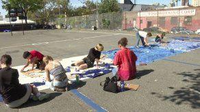 Los adolescentes de NYC se preparan para una gran protesta por el clima