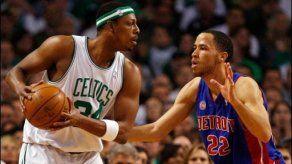 Los Celtics se fueron al frente en el Este