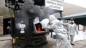 Unas 200 mulas del narcotráfico detenidas en Perú durante 2014