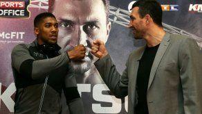Klitschko regresará al ring contra el peligroso Joshua