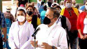 El presidente Laurentino Cortizo se refirió a la adquisición de la vacuna AstraZeneca.