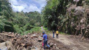 MOP anuncia que vía hacia Bajo Mono estará cerrada hasta que finalicen ampliación de la carretera