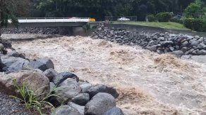 Al menos 100 viviendas han sido afectadas en Changuinola por el mal tiempo.