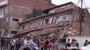 Panameña contó su experiencia al presenciar terremoto en Nepal