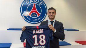 Mauro Icardi se queda en el París Saint-Germain hasta 2024