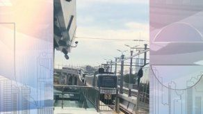 Usuarios reportan paralización del Metro de Panamá
