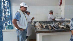 Acodeco y Minsa inspeccionan el Mercado de Mariscos en primer viernes de Cuaresma