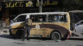 Ataques con morteros en Kabul causan al menos 8 muertos