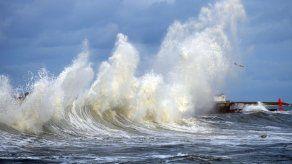 Emiten aviso de prevención por mareas altas hasta el 3 de marzo