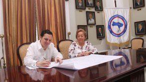 Firman planos para la restauración y rehabilitación de la Gobernación de Panamá