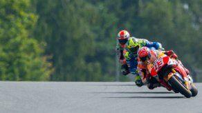 Márquez logra la pole en Alemania
