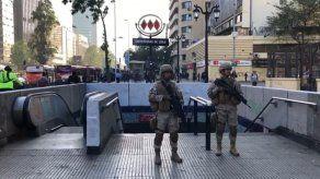 Miles de ciudadanos se manifiestan en Chile en una nueva jornada de protestas