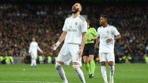 Un Real Madrid sin pegada se deja dos puntos ante el Athletic
