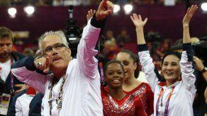 Exentrenador olímpico de gimnasia de EEUU es acusado de abuso sexual