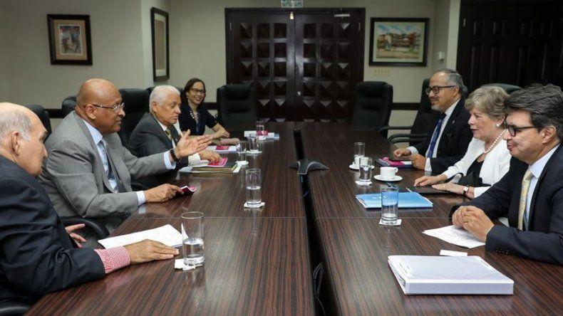 MEF y CEPAL se reunieron para continuar con asistencia técnica en planificación