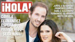 La hija de Alejandro Fernández explica por qué desmintió su embarazo inicialmente