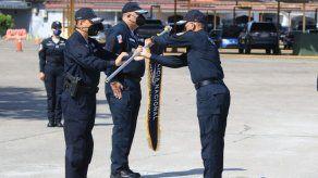 Realizan cambio de mando en varias direcciones de la Policía Nacional