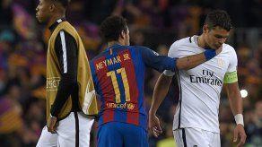 Thiago Silva emplaza a después de Supercopa francesa para hablar de Neymar