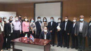 Cuba confirma que convenio firmado con Irán se refiere a vacuna Soberana 02