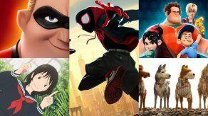 ¿Cuáles son las películas animadas nominadas a los Premios Oscar 2019?