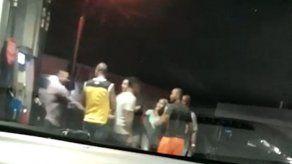 Decretan detención provisional a uno de los vinculados en homicidio en gasolinera de San Antonio