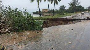 Sube a 38 el número de muertos en Mozambique por ciclón Kenneth