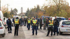 Muere un policía húngaro en un tiroteo con un líder neonazi