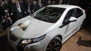 Chevrolet Volt es elegido Auto del Año