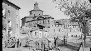 Miles de fotografías antiguas de España por primera vez en internet