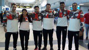 Primer grupo de atletas para los JCC en Barranquilla