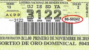 Líneas del 311 recibirán denuncias de chances y billetes casados o con One Two