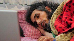 Exreo de Guantánamo en Uruguay sale del coma