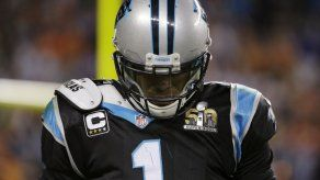 El debut de Newton en el Super Bowl