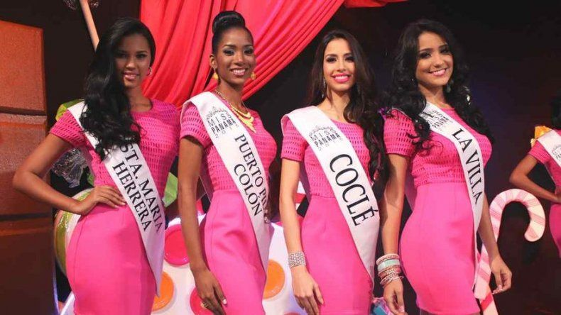 Concursantes de Miss Panamá en Tu Mañana