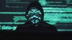 Anonymous hackea web del Congreso de Perú