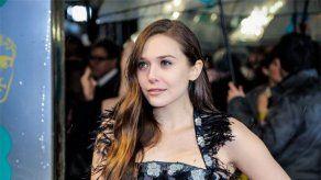 Elizabeth Olsen se convierte en la Bruja Escarlata