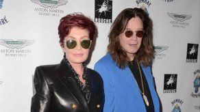 Sharon y Ozzy Osbourne