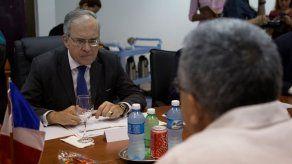 Cuba y Francia repasan relaciones y expresan voluntad de reforzar el diálogo